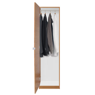 Contempo Space Alta Narrow Wardrobe Closet - Left Opening Door at Sears.com