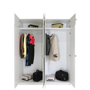 Contempo Space Alta 8 Door Wardrobe Closet Basic Package - Tall at Sears.com
