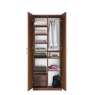 Contempo Space Bella Wardrobe Closet - Storage Galore! at Sears.com