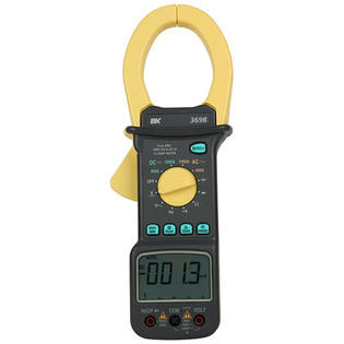 BK Precision 369B AC/DC Multifunction True RMS Current Clamp Meter 1000A at Sears.com
