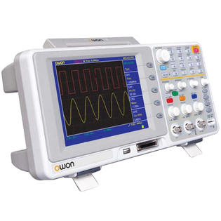 Owon PDS8102T 100 MHz Portable Digital Oscilloscope with LA function at Sears.com