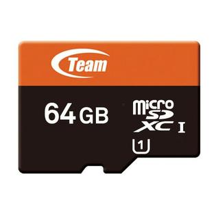 SanDisk 64GB Team microSDXC CL10 UHS-1 Mobile phone memory card at Sears.com