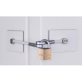 Marinelock White Refrigerator Door Lock Kit - No Padlock at Sears.com