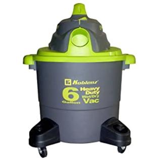 Koblenz WD-6 K 6-Gallon Wet/Dry Vac with Detachable Air Blower at Sears.com