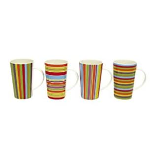 Maxwell and Williams Lollypop 15-1/2-Ounce Mug, Set of 4 at Sears.com