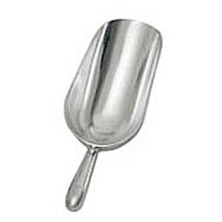 Update International 12 Oz. (Ounce) Bar Ice Scoop, Dry Bin Scoop, Dry Goods Scoop, Candy Scoop, Spice Scoop, Cast Aluminum at Sears.com