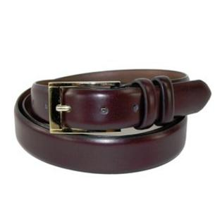 Canterbury 1 inch Genuine Leather Feather Edge Big Men's Belt at Sears.com