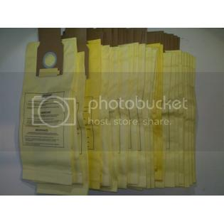 Envirocare 20 For Kenmore Upright Vacuum Cleaner Bags, 50688 & 50690, Type U. ( 20 Total Bags). Made in the USA! at Sears.com