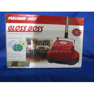Pulman Holt Floor Scrubber/Polish 200752, PH-200752 Floor Scrubber and Polisher at Sears.com