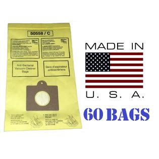 HOME CARE 60 American Made For Kenmore 5055 or 50557 Style C Vacuum Cleaner Bags - Generic, Bulk 60 pack at Sears.com