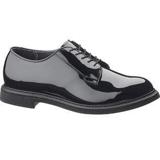 Bates Mens Bates High Gloss Oxfords Casual Dress Shoes Breathable Lining (EEE)E01301 at Sears.com