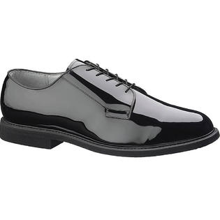 Bates Mens Bates High Gloss Oxfords Casual Dress Shoes Breathable Lining (EEE)E00007 at Sears.com