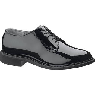 Bates Mens Bates High Gloss Oxfords Casual Dress Shoes Breathable Lining (EE)E00941 at Sears.com