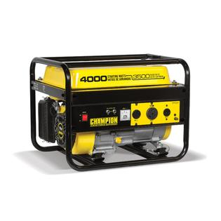 Champion 4000 Watt Portable Generator with RV Outlet at Sears.com