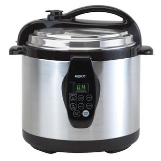 Nesco Stainless Steel 6-Quart Electric Programmable Pressure Cooker at Sears.com