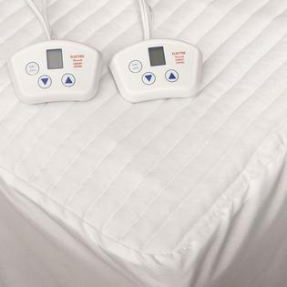 Electrowarmth Heated Dual-control Electric California King-size Mattress Pad at Sears.com