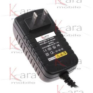 Kara Mobile 12 Volt 2 Amp Power Supply, AC to DC, 2.1mm X 5.5mm Plug, Regulated UL 12v 2a Power Adapter Wall Plug at Sears.com