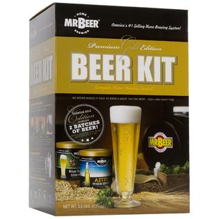 Mr. Beer Premium Gold Edition Home Brew Kit at Sears.com