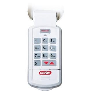 Genie GKBX Garage Door Opener Pro Intellicode Digital Wireless Keypad Entry System White at Sears.com