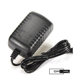OMNIHIL AC/DC Power Adapter for JVC Camer: GZ-E50 GZ-E50A GZ-E50R GZ-E50T GZ-E50W Power Supply