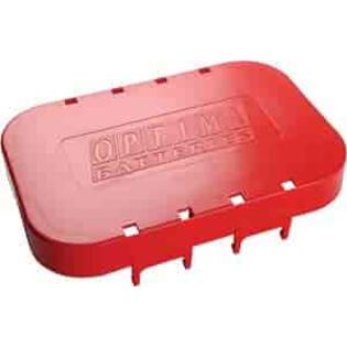 New Optima Batteries 15029-655 Red Battery Cover at Sears.com