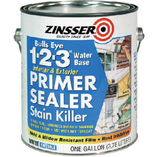 Zinsser Primer Sealer/Stain Killer Gallon at Sears.com