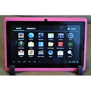 Zeepad(TM) PINK Color 7.0 ZEEPAD(TM) ANDROID 4.0 TABLET PC  4GB WIFI, CAMERA, YOUTUBE, GAMES , SKYPE &NETFLIX at Sears.com