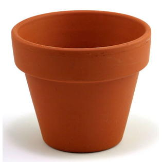 "Hirts: Pots 3 - 7"" Clay Pots - Great for Plants and Crafts at Sears.com"