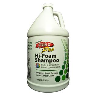 Stain-X Hi Foam Carpet Shampoo 1 gallon Foam Carpet Shampoo 1 gallon at Sears.com