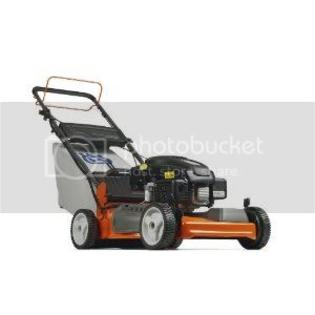 Husqvarna 173cc 21'' Kohler Rear Bag Rear Propelled Lawn Mower at Sears.com