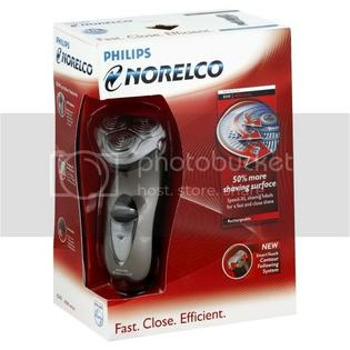 Norelco Rechargeable Razor, 8240, 1 razor at Sears.com