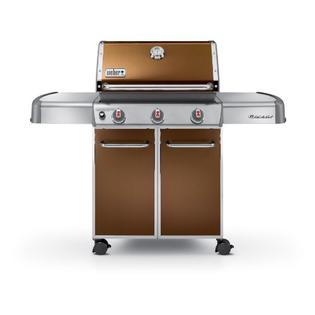 Weber Genesis 6512001 E-310 637-Square-Inch 38,000-BTU Liquid-Propane Gas Grill, Copper at Sears.com