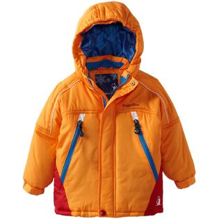 Rugged Bear Toddler Boys Solid Orange Snow Ski Jacket/Coat 2T 3T 4T at Sears.com