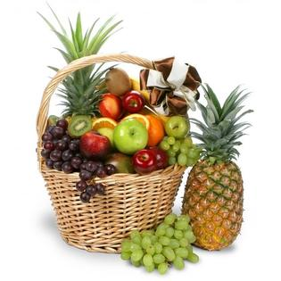 Grand Central Gift Baskets Sunshine Treats Summertime Fruit Basket | Grand Central Baskets at Sears.com