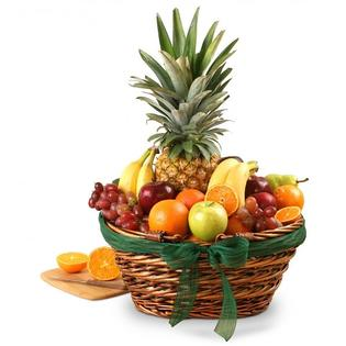 Grand Central Gift Baskets Delectable Delights Fruit Gift Basket - Premium | Grand Central Baskets at Sears.com