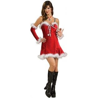 Rubie's Costume Co Santa Baby Adult Womens Sexy Ms. Claus Christmas Costume at Sears.com