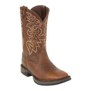"DURANGO DB5434 12"" Rebel Boots Cowboy Shoe Brown Men SZ at Sears.com"