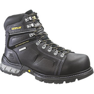 Cat Footwear Endure Steel Toe Waterproof - Men's Work Boot - at Sears.com