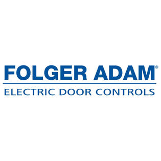 Folger Adam / Assa Abloy - 310-4-1-12D-630 - Electric strike for double door installations that use vertical exit rods, at Sears.com