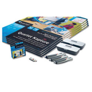 MotivationUSA * Kapture Digital Flipchart Premium Kit, 3 Pens, 4 Flipcharts, USB Recei at Sears.com