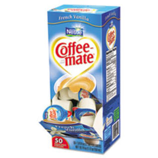 MotivationUSA * French Vanilla Creamer, .375 oz., 50 Creamers/Box at Sears.com