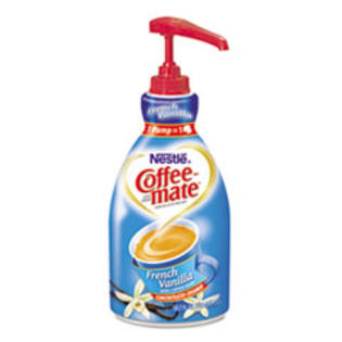 MotivationUSA * Liquid Coffee Creamer, Pump Dispenser, French Vanilla 1.5 Liter at Sears.com