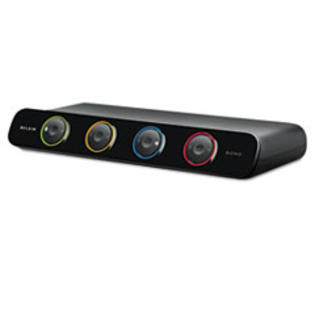 MotivationUSA * SOHO Desktop KVM Switch With Cables, 4-Port, USB at Sears.com