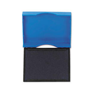 MotivationUSA * Trodat T4750 Stamp Replacement Pad, 1 x 1 5/8, Blue at Sears.com