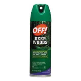 COU ** Deep Woods Off!, 6-oz. Aerosol Can, 12 Cans/Carton at Sears.com