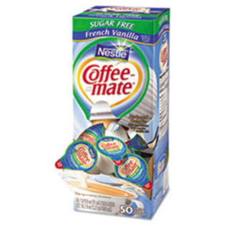 COU ** SF French Vanilla Creamer, .375 oz., 50 Creamers/Box at Sears.com