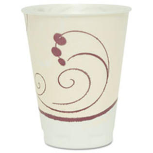 COU ** Symphony Design Trophy Foam Hot/Cold Cups, 12 oz., Beige, 1000/Carton at Sears.com