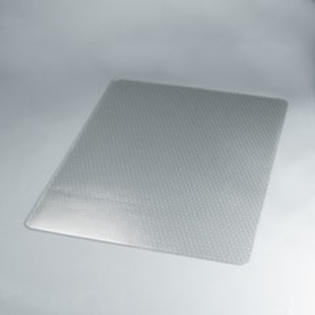 COU ** Cleated Chair Mat for Medium Pile Carpet, 46w x 60l, Clear at Sears.com