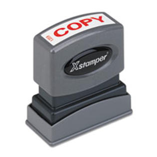 COU ** Title Message Stamp, COPY, Pre-Inked/Re-Inkable, Red at Sears.com