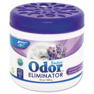 MotivationUSA * Super Odor Eliminator, Lavender & Fresh Linen, 14 oz